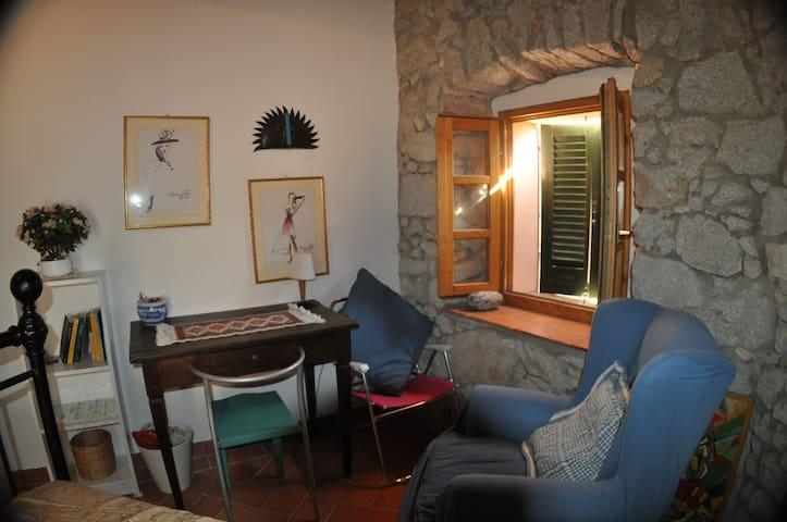 Writer's Corner, studio-flat, Elba island - Marciana - Byt