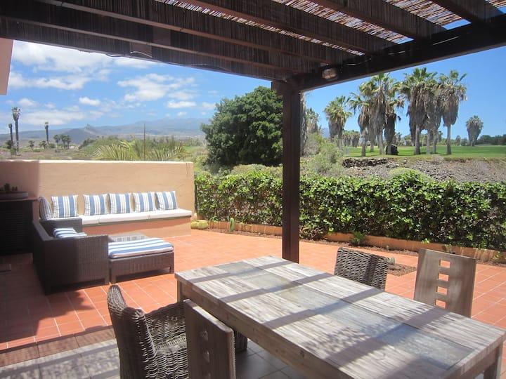 Marvelous Villa Tenerife South-Golf del Sur