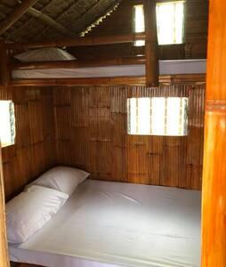 Bahay Kubo Accommodation (near Potipot Island)