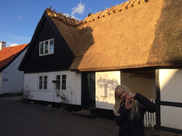 Historic home by Roskilde harbour