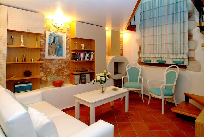TRADITIONAL KATERINA - Asteri, Rethymno, Crete  - Apartment