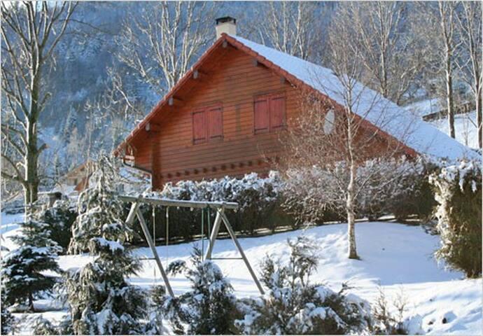 Chalet LE BUSARD La Bresse 6 personnes - La Bresse - Chatka w górach