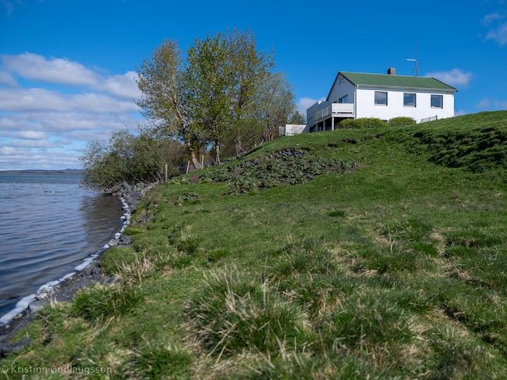 Geiteyjarströnd 4 by Lake Mývatn