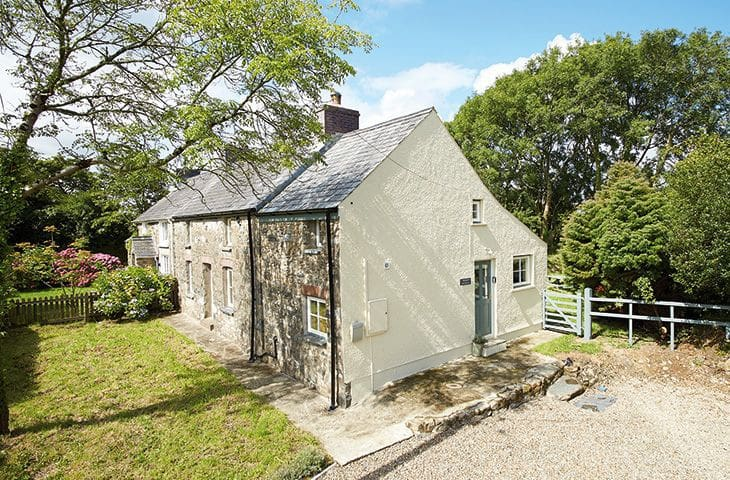 2 Tregroes Cottage - Fishguard - บ้าน