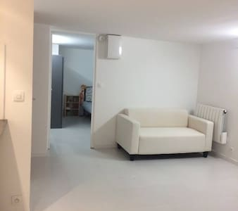 Studio 27m2 with two room at Antony, France - Antony - บังกะโล