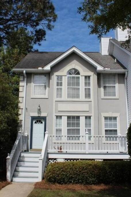 Private Bedroom And Bathroom Close To Downtown Houses For Rent In Charleston South Carolina
