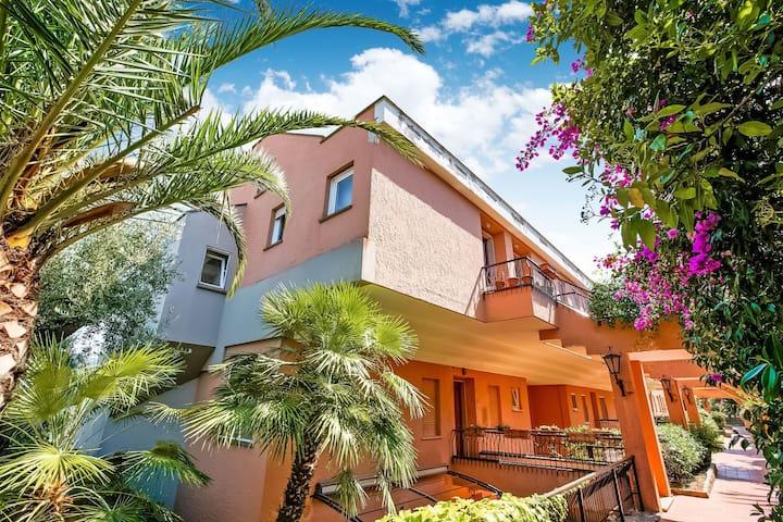 Inviting Apartment in Porto Santo Stefano near Seabeach