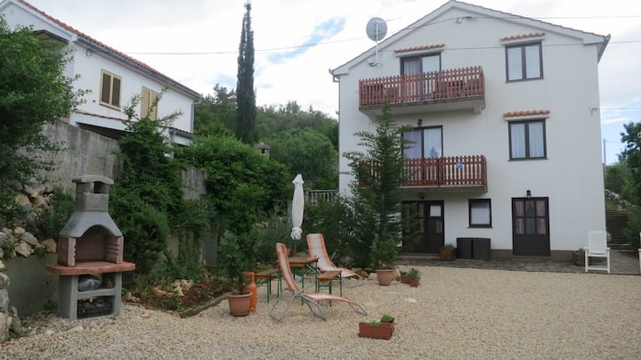 Studio for 2 persons in Soline R60442