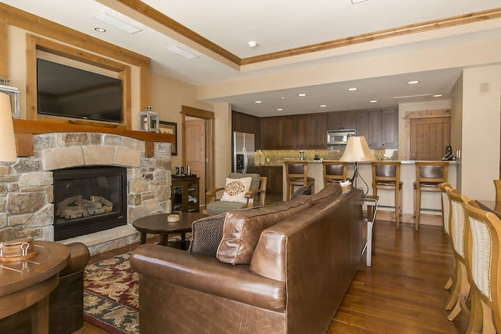 304 Big Horn Lodge Beautiful Three Bedroom Condo