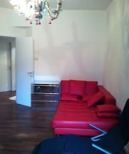 Camera singola con bagno riservato - Lejlighed