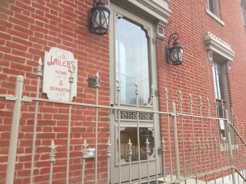 Old Jailer's Home