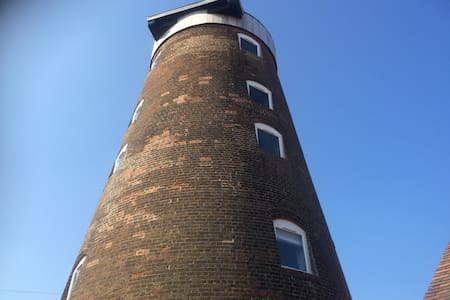 Boutique style converted Windmill in Woodbridge - Woodbridge - Andere