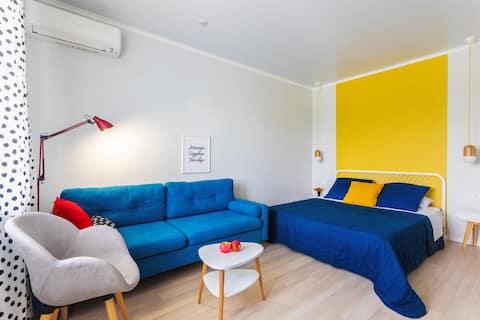 Vip-квартира рядом с гостиницей Дружбой !!!