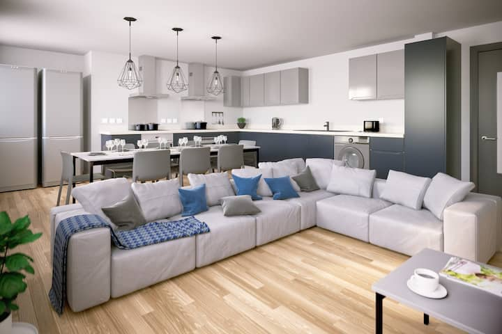 Student Only Property: Fancy Classic Ensuite (Upper Floors) - LOS 12 months 10% off