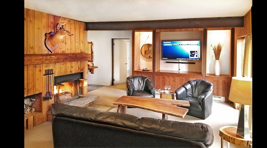 STRATTON  MOUNTAIN RETREAT - HOT TUB, FIREPLACE