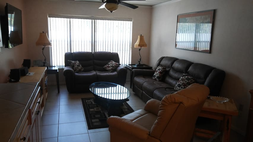 Entire 2 bedroom condo ready for you!