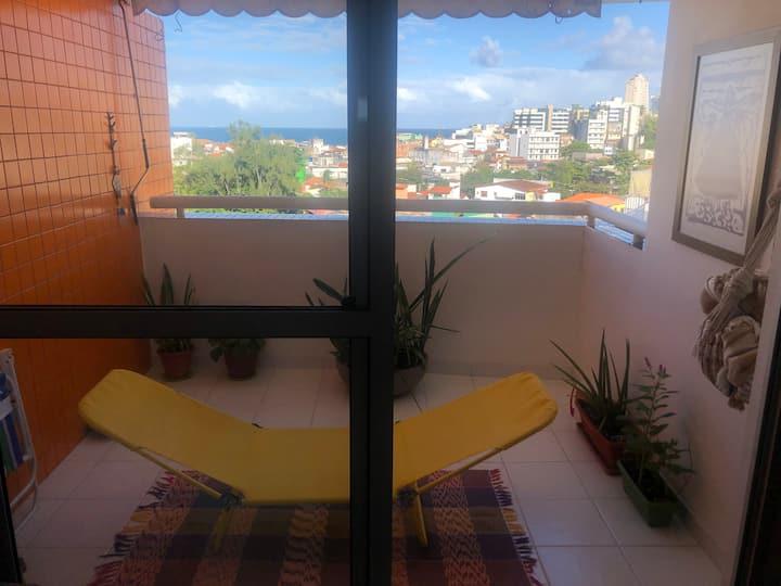 Apartamento excelente em Salvador, Bahia, Brasil.