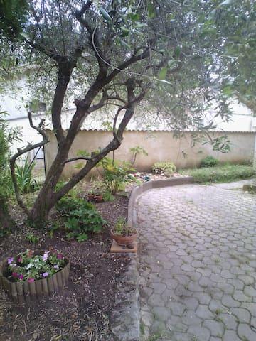Hospitalité St-Jacques.Vieille gare - Saint-Pons-la-Calm - Apartament