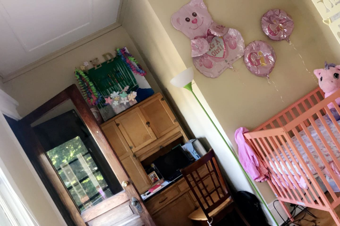 Office/ Baby room
