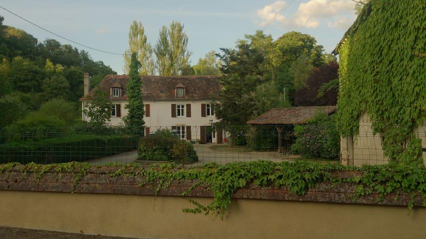 La Maison, Rue de l'Allochon - Montmorillon - House