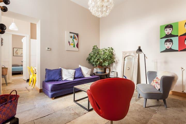 Le coup de Cœur de Pétronille - Montpellier - Apartment