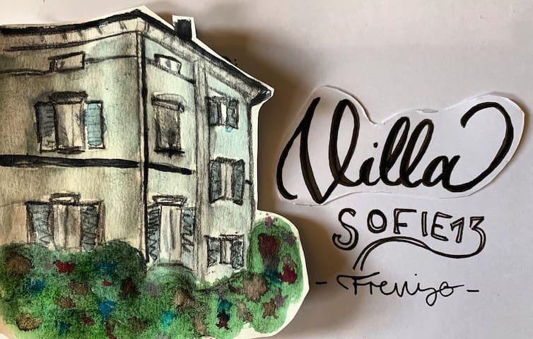 Suite in Villa Sofie  - Zeit für Genuss der Sinne