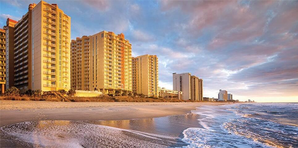 ★Wyndham Ocean Boulevard-2 BDRM 2 BTH Luxury Unit★