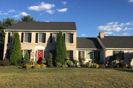Cozy, Elegant & Farm Like Retreat - Royersford