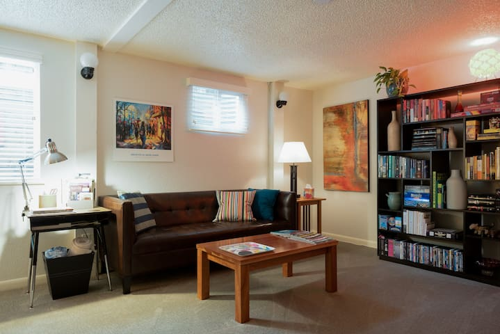 Private & Cozy 1BR with Bikes