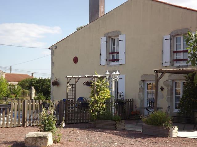LE CLOS ITSARINE - Le Langon - 一軒家