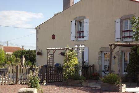 LE CLOS ITSARINE - Le Langon