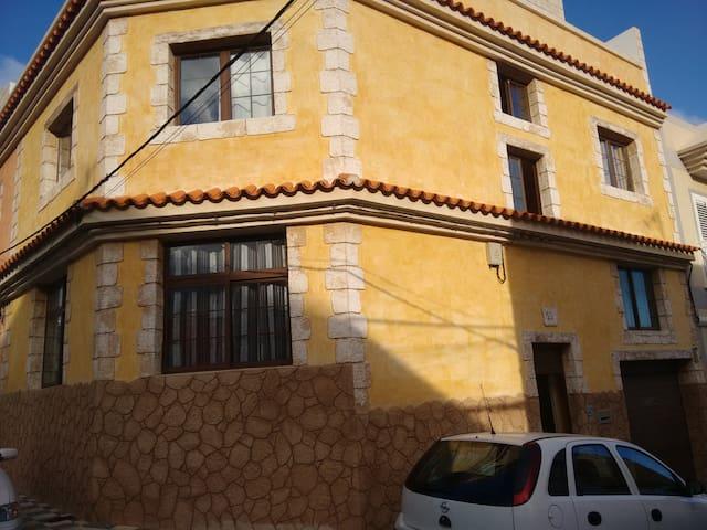 Casa di pietra all' Aldea Blanca - Aldea Blanca - Casa