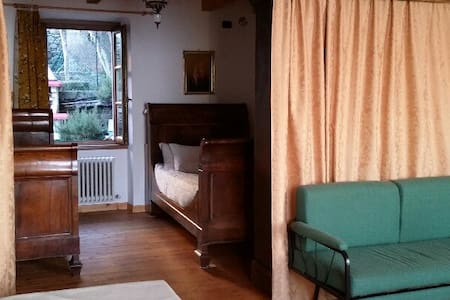 Camera molto grande vistalago - Bellano - Bed & Breakfast