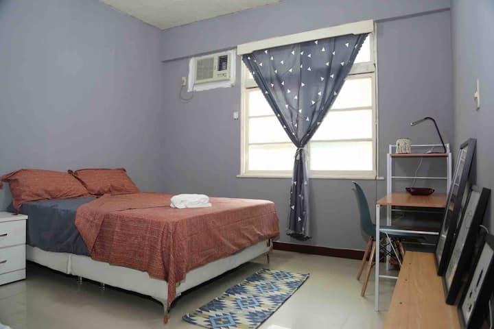 101 area big double room @share house