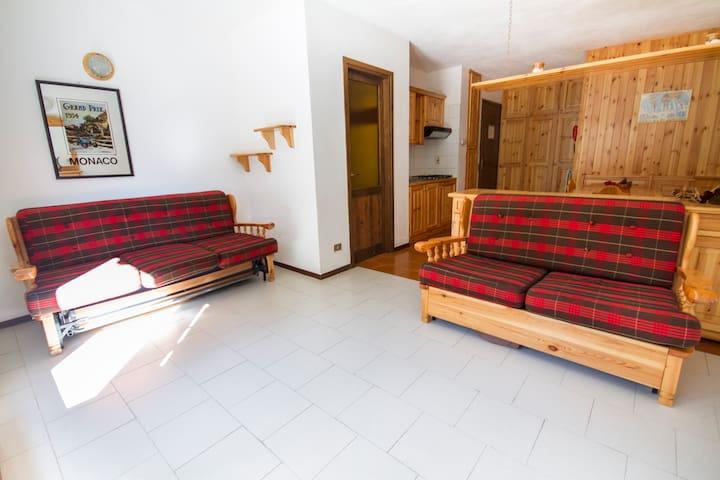 """""""Residence Stefania"""" nel cuore della Valtellina - Prato Valentino - Apartment"""