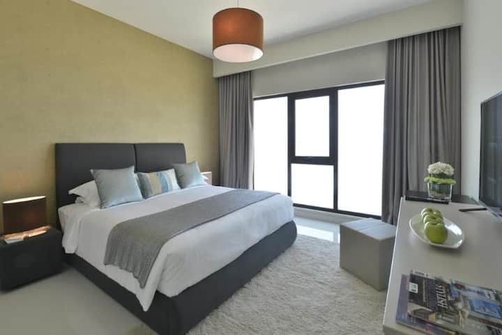 Exclusive Apartment Deluxe Two Bedroom At Manama