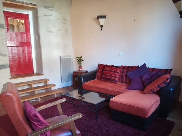 Charming homy stay in Auzat