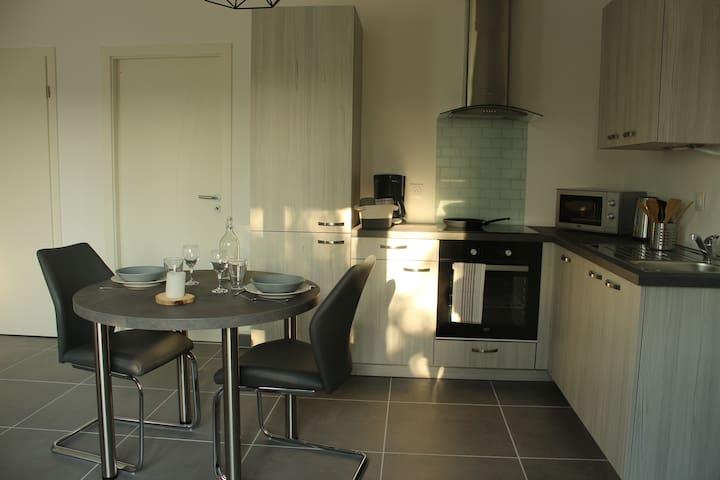 Appartement Betula au cœur de la plaine des Vosges