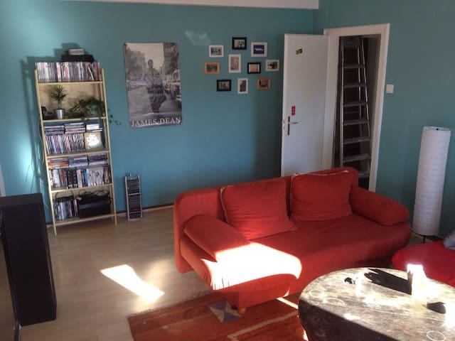 Cosy and spacious flat, central center of Kassel
