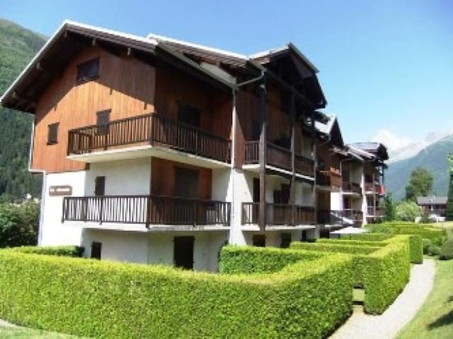 LES HOUCHES - 6 pers, 35 m2, 3/2