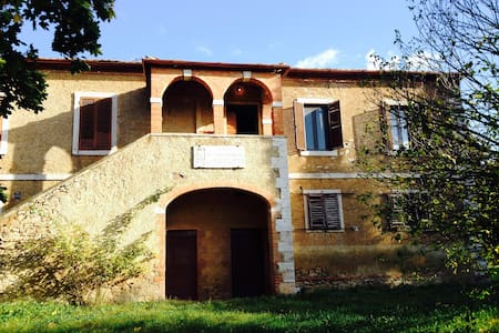 Country home in heart of Tuscany - Rapolano Terme