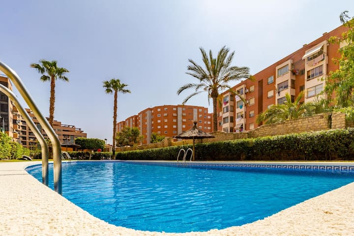 Puertomar 2 bedrooms - Apt. 4 ppl