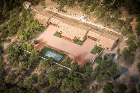 Casa Alegre ALOJAMIENTO RURAL - Ibi - 別荘