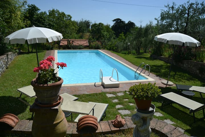 Cosy Farmhouse Apartment in Chianti #2 First Floor