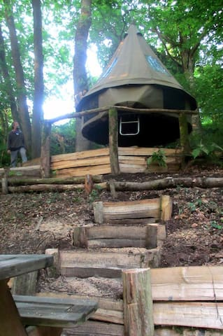 MilinKerhe - Pabu - Tent