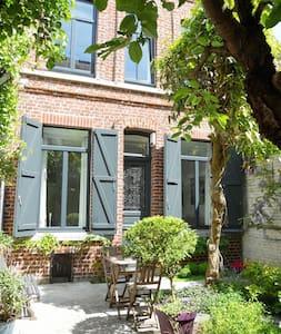 Chambre sur jardin Lille Vauban - Lille