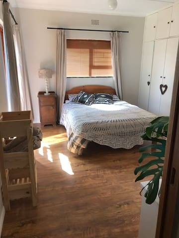 Guest Room at 6 Mimosa Avenue