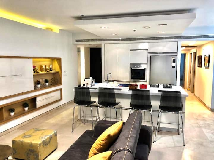 Luxury Condo in the heart of Tel Aviv