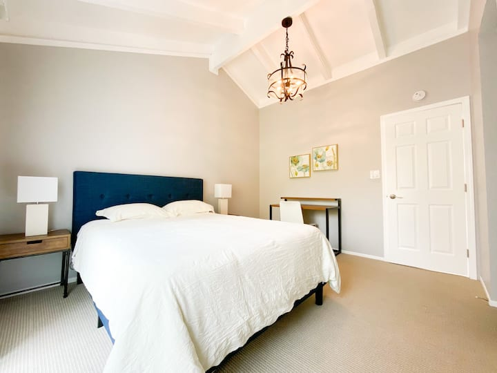 Clean, Spacious, Private Master Bedroom