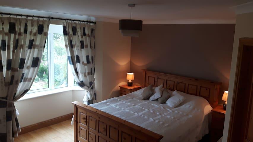 Luxury Queen Room - with full En-Suite. - Galway - Bed & Breakfast